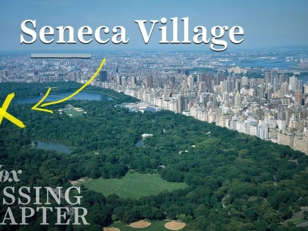 The Lost Neighborhood Buried Under New York City's Central Park