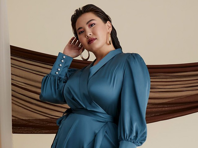 11 Plus-Size Dresses For Your Business Casual Work Wardrobe