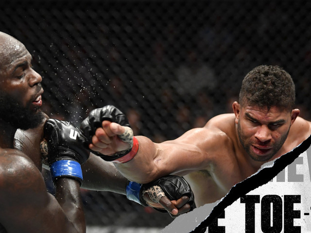 UFC Fight Night: Alistair Overeem vs. Walt Harris Toe-to-Toe Preview