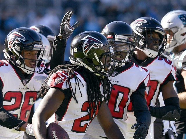 How the Falcons can still upend the NFC playoff race