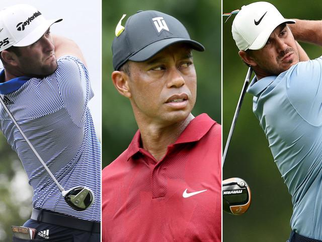 PGA Championship will have a season's worth of golf storylines