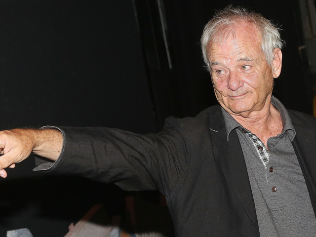 Bill Murray Moved To Tears Watching 'Groundhog Day' On Broadway