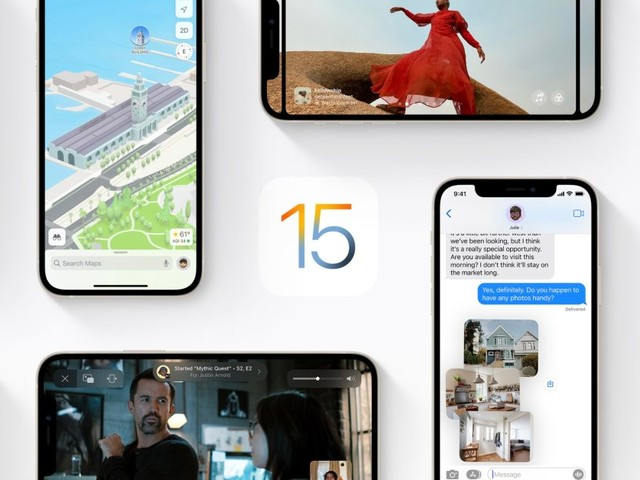 iOS 15 RC now available to developers ahead of public release on Monday