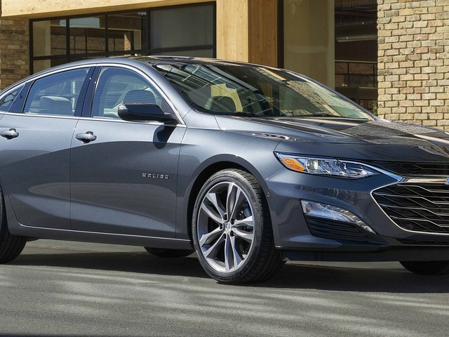 Chevrolet Axes Malibu Hybrid For 2020 Due To Slow Sales