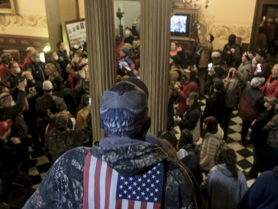 Anti-Lockdown Protesters Swarm Michigan Capital, Governor Receives Death Threats: Live Updates