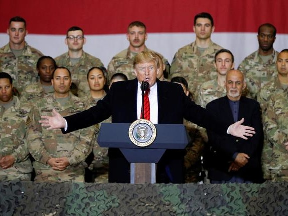"Trump May Send Another 14,000 Troops To Middle East To ""Deter"" Iran"