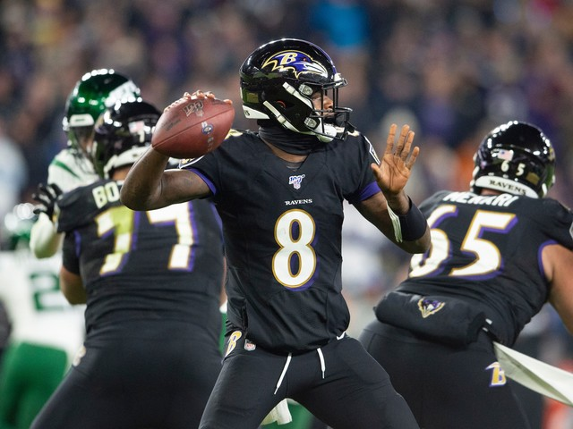 Opinion: From Lamar Jackson to Antonio Brown, highlighting best and worst of 2019 NFL season