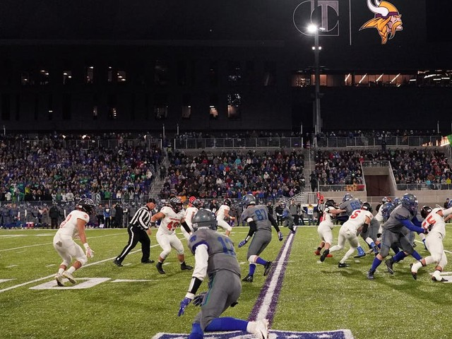 Three high school football games set for TCO Performance Center