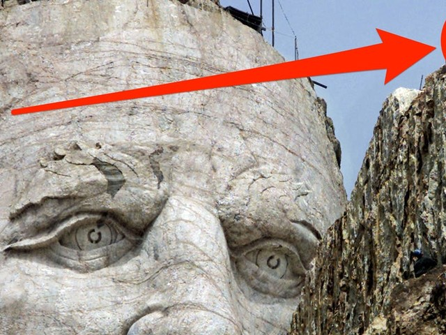 Inside the controversial 70-year journey to build Crazy Horse, the world's largest monument that still isn't finished