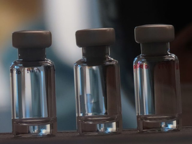 Even if a successful coronavirus vaccine is developed, billions could struggle to access it because of a global shortage of glass vials