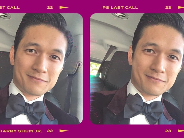 """Harry Shum Jr. Is Just Excited as We Are About Crazy Rich Asians 2: """"The Love Is There"""""""