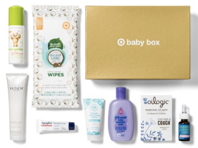 Target Baby Box ONLY $7 + FREE Shipping ($35 Value!)