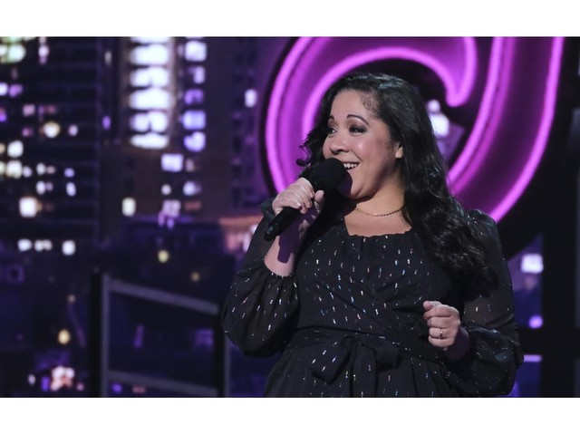 Gina Brillon Is the First Latina Comedian to Make It to AGT's Finals