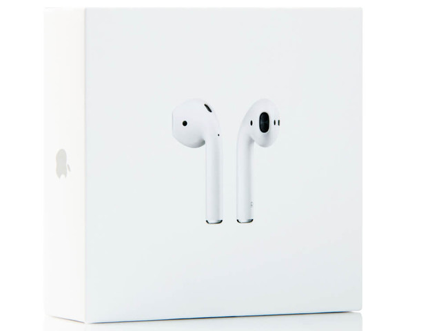 AirPods are getting that sweet, sweet Black Friday price drop