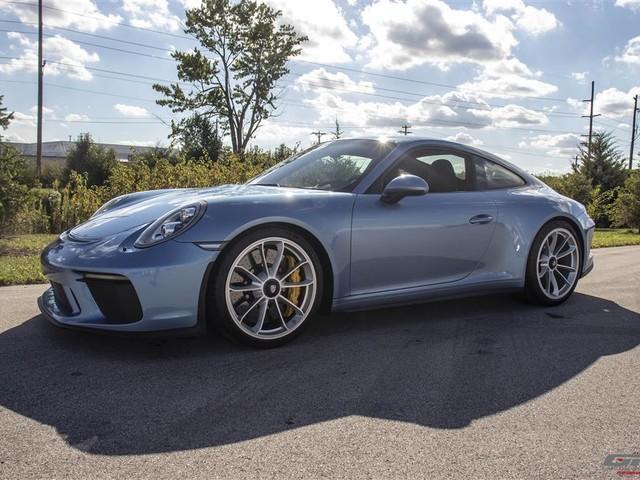 2018 Porsche 911--GT3 Touring PTS