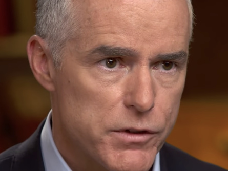 McCabe Tells CBS That He Rushed To Open Russia Probe For Fear Of Being Fired