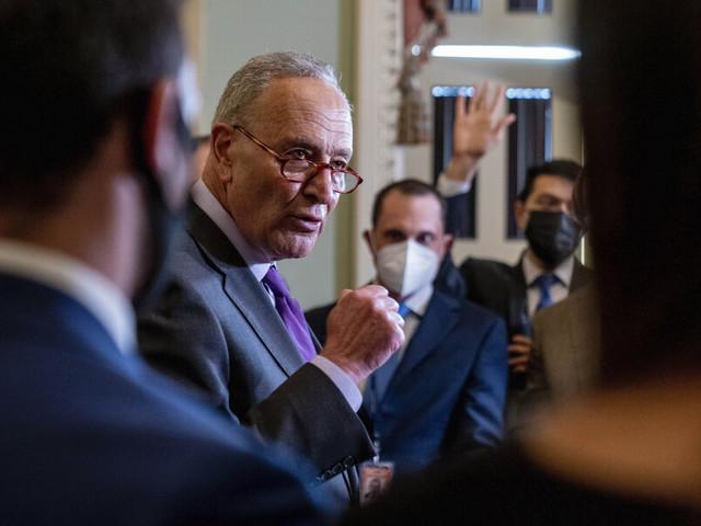 Senate parliamentarian: $3.5T bill can't fund citizenship pathway
