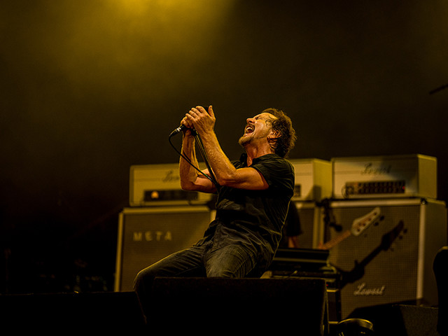 Pearl Jam Salutes Asbury Park and Bruce Springsteen's Rich Musical Legacy at Sea.Hear.Now Festival