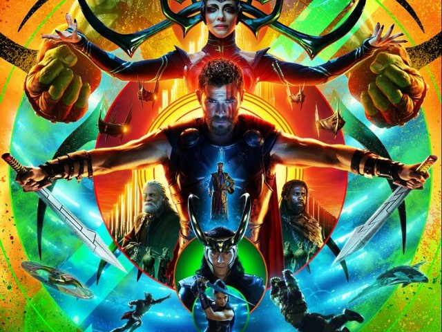 New 'Thor: Ragnarok' Movie Poster and Trailer Released