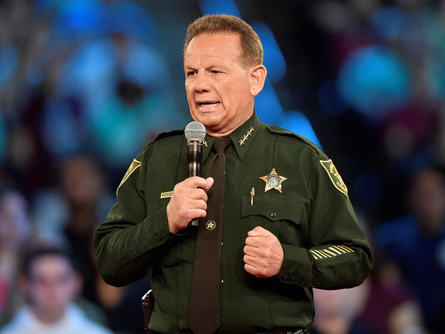 Florida sheriff ousted over Parkland massacre running for re-election