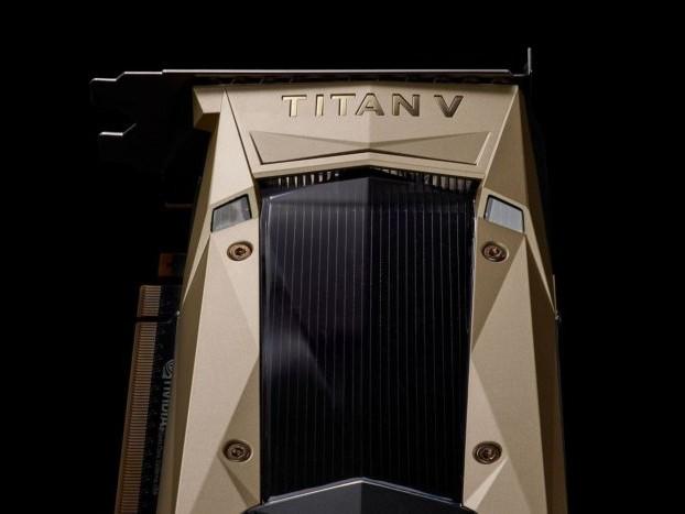 Titan V revealed: Nvidia's monstrous Volta GPU finally comes to PCs