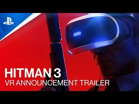 Hitman 3 VR Puts You In The Shoes Of Agent 47