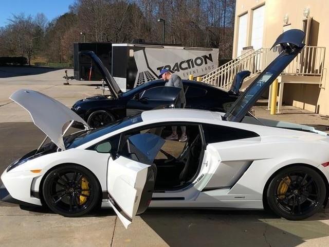 2011 Lamborghini Gallardo--Superleggera