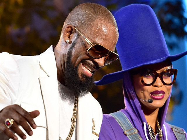 Black Twitter Is NOT Here for Erykah Badu's Problematic Support of R. Kelly