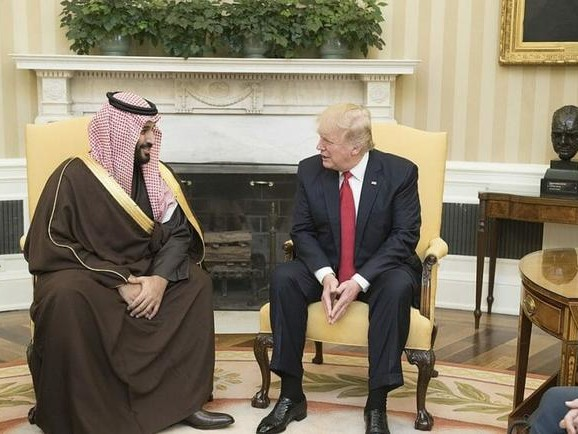 Sjursen: Trump Will Live To Regret Sending Troops To Saudi Arabia