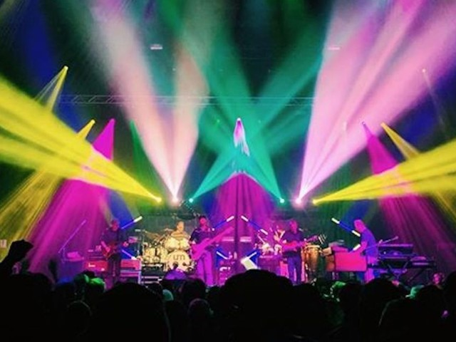 Umphrey's McGee Debuts 'Red Room' & Busts Out Rush Cover In Pittsburgh