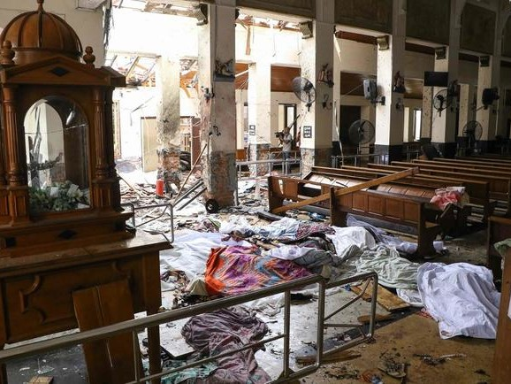 Bloody Sunday: Sri Lanka Easter Church And Hotel Bombings Kill Over 200