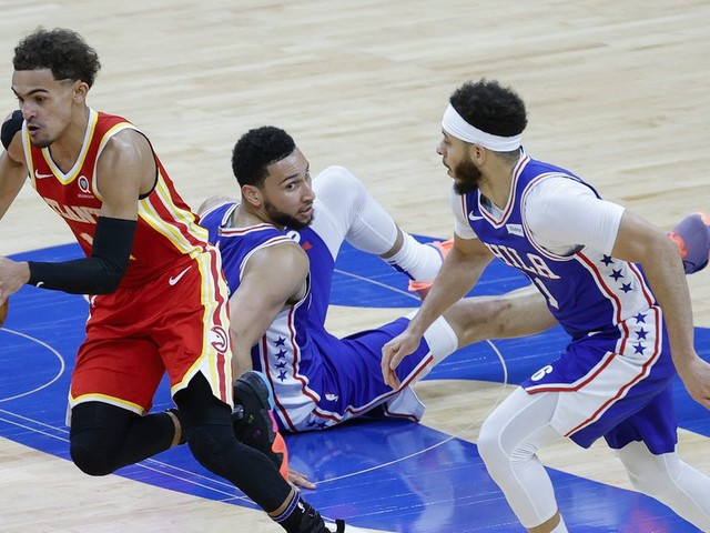 The Sixers collapse against the Hawks will live in infamy