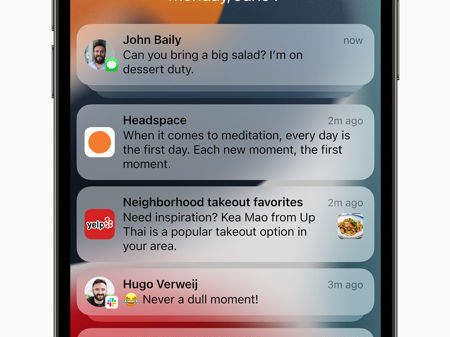 iOS 15 Will Make Notifications Smarter And Less Annoying