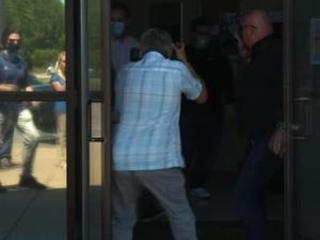 Former reality TV star Josh Duggar leaves jail
