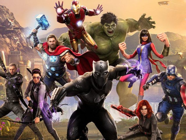 'Marvel's Avengers' is only $30 following the game's Black Panther expansion