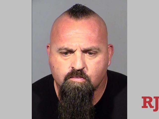 Las Vegas police detective arrested on drug charge