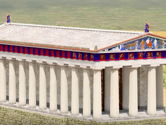 Explore Ancient Athens 3D, a Digital Reconstruction of the Greek City-State at the Height of Its Influence