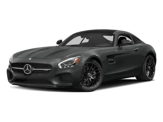 2017 Mercedes-Benz AMG--GT--S