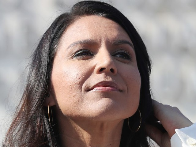 Tulsi Gabbard won't go to December debate even if she qualifies, will hold campaign events instead