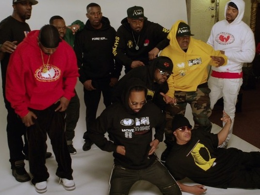 Watch A Deleted Scene From Showtime's Wu-Tang Clan Documentary Of Mics And Men