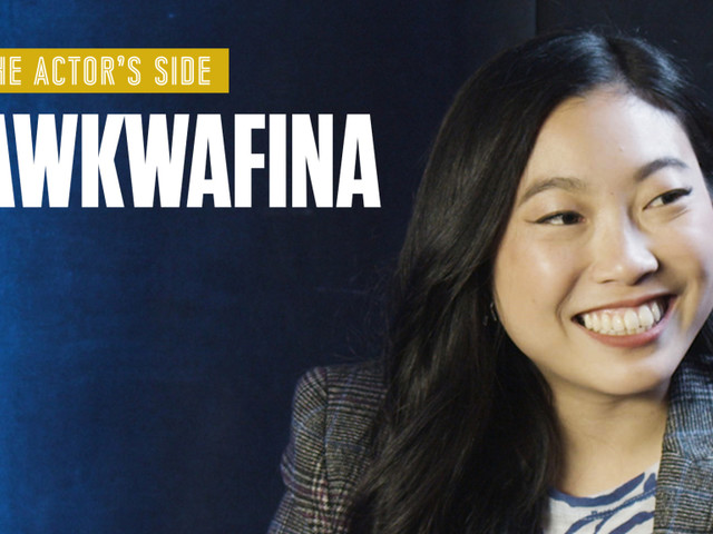 Awkwafina On 'The Farewell's Oscar Buzz, Taking On Her First Dramatic Role & Getting Advice From Grandma – The Actor's Side