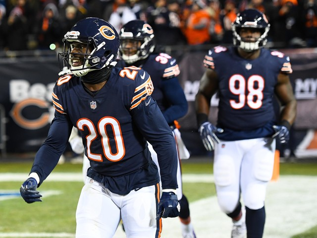 Once NFL playoffs begin, defense will only carry Chicago Bears so far