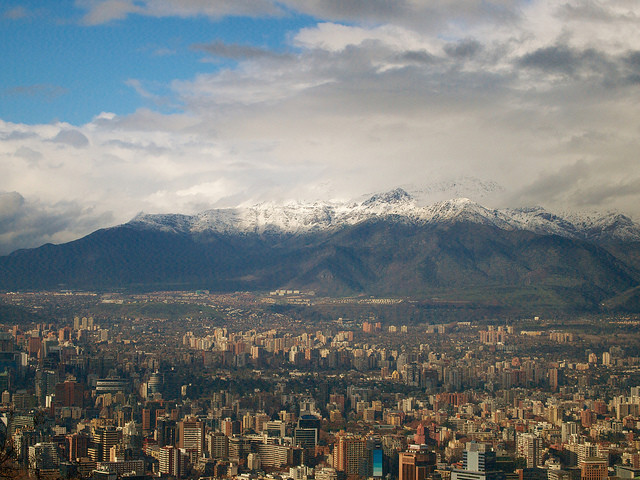 United – $635: New York / Newark – Santiago, Chile. Roundtrip, including all Taxes