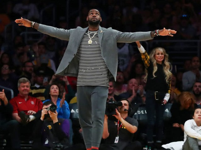 LeBron James Gets Shot-Blocked on His Attempt to Trademark 'Taco Tuesday'