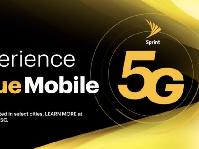 Sprint Launches Mobile 5G Network in Four U.S. Cities