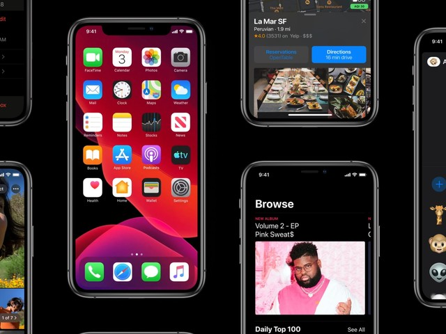 Apple's big new iPhone update is rolling out on Thursday — here's when iOS 13 will be available and how to install it (AAPL)