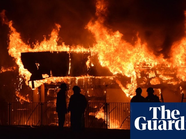 Dunfermline school fire: 80 firefighters battle 'very large and complex' blaze