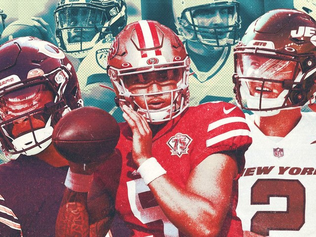 What the Last 20 Years Teach Us About How Rookie QB Seasons Predict Future Success