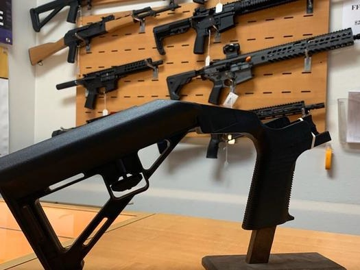 US Military Court Rules Bump Stock Is Not A Machine Gun