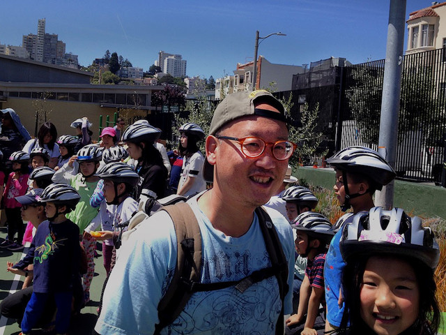 Chinatown Family Bike Fair Brings It All Together